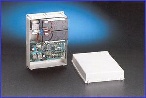 A LUXO kapunyitó akkumulátoros készlettel szünetmentesíthető