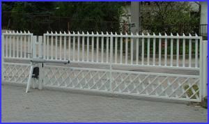 LUXO kapunyitó nagyméretű kapukra