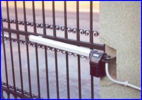 FAAC kapumozgató automatika - kapunyitó