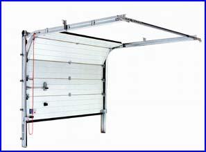 EPU40 H�rmann gar�zskapu szerkezeti fel�p�t�se