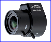 SAMSUNG SLA-3580DN - Megfigyelő rendszer - biztonsági kamera optika