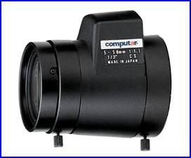 COMPUTAR TG10Z0513FCS - Megfigyelő rendszer - biztonsági kamera optika