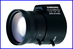 SAMSUNG SLA-550D - Megfigyelő rendszer - biztonsági kamera optika