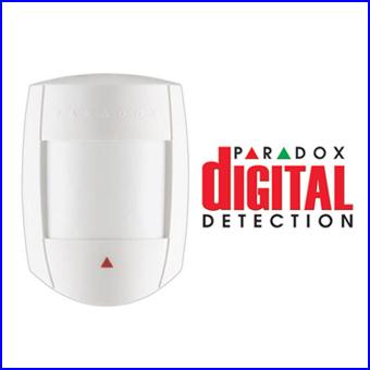 PARADOX riasztó rendszer - PARADOX DG55 vezetékes mozgásérzékelő