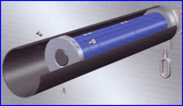 Teckentrup redőnykapu csőmotor