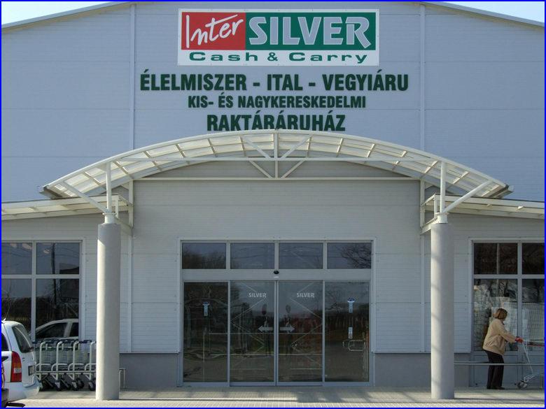 Automata ajtó és üvegportál referencia - Inter Silver Kft