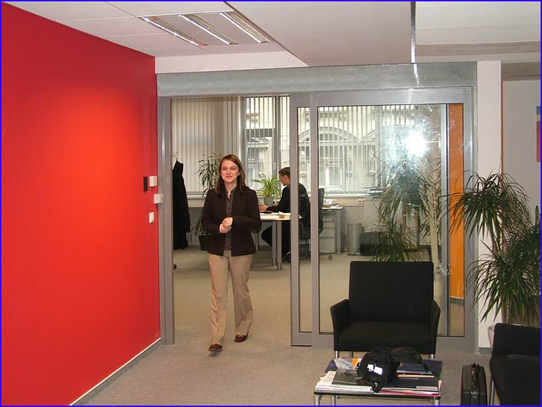 Automata ajtó referencia - HYPO Alpe-Adria Leasing Kft