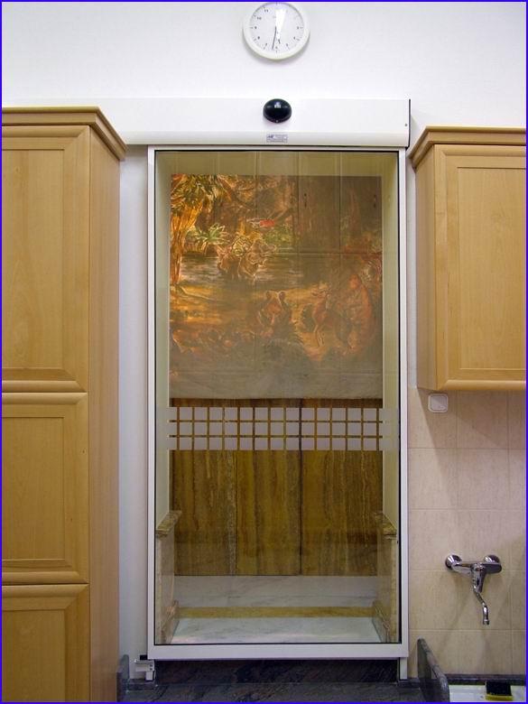Automata ajtó referencia - Budapesti Hare Krisna Templom és Kulturális Központ