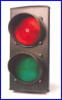 Forgalomirányító lámpa sorompóhoz