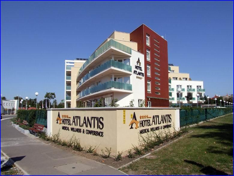 Sorompó referencia - Hotel Atlantis