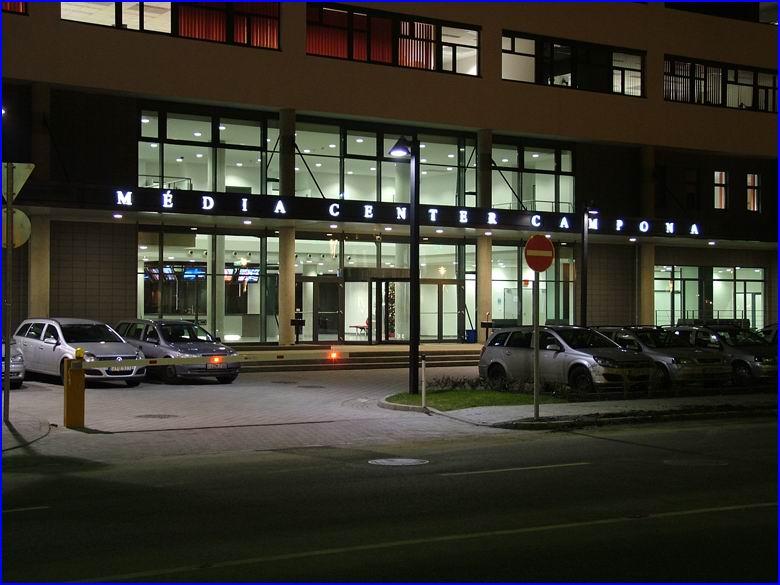Sorompó referencia - RTL KLUB - Média Center Campona