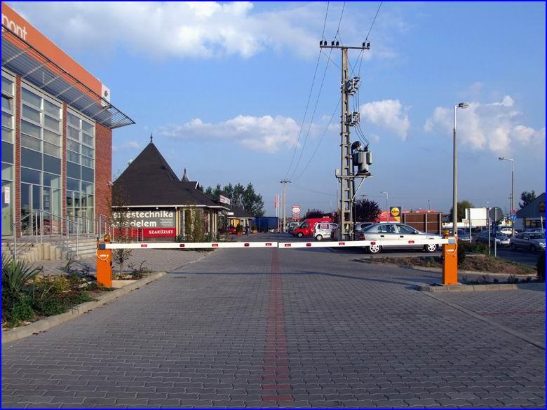 DITEC sorompók - Witzing Tüzépker Kft Dunaharaszti