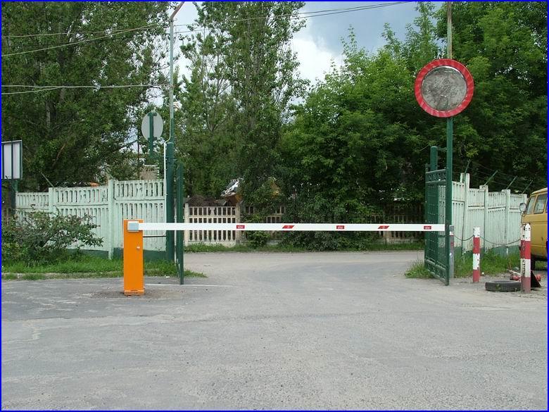 Sorompó referencia - Fővárosi Vízművek Zrt