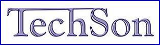 Techson biztonsági kamera logo