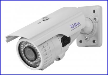 Techson TC-Pro 9621 IRVF MDN OSD biztons�gi kamera