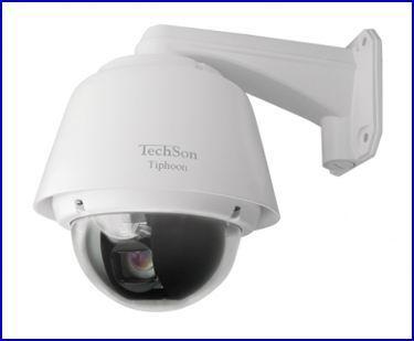 Techson Typhoon 33K-n speed dome biztonsági kamera