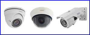 TECHSON biztonsági kamera megfigyelő rendszerekhez