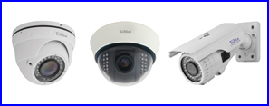 Techson biztons�gi kamera - biztons�gtechnika