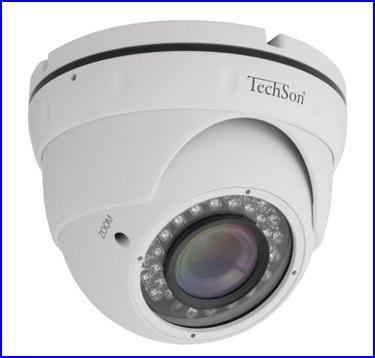 Techson TC-D 5700 IRVF 2,8-11 MDN WDR biztons�gi kamera