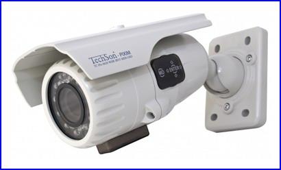 Techson TC-Pro 8620 WDR IRVF DN OSD biztonsági kamera