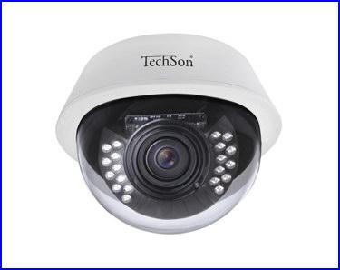 Techson TC-D 1620 IRVF MDN OSD biztonsági kamera