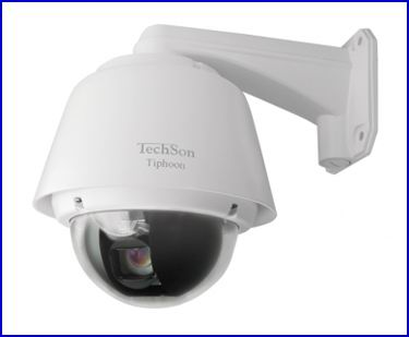 Techson Typhoon 12K-n speed dome biztonsági kamera
