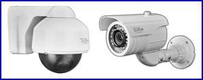 TECHSON biztonsági kamerák videó rögzítő és kamera rendszer kiépítéséhez